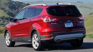 The 2013 Ford Escape