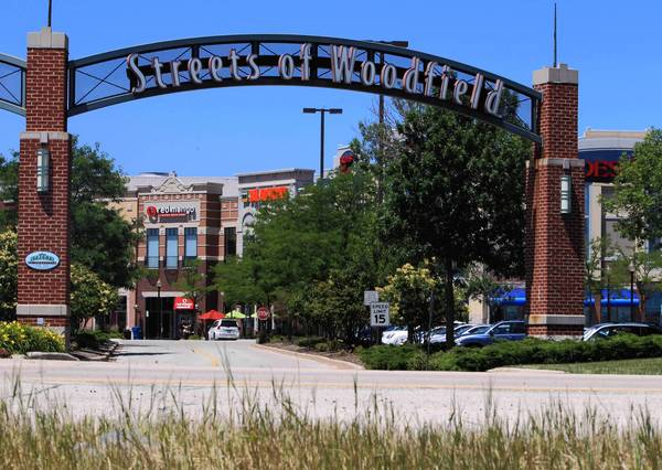 Streets of Woodfield has been sold for $118 million to an affiliate of Dallas-based Cypress Equities Real Estate Investment Management. It's the second area mall to be snapped up by investors encouraged by the turnaround in retail sales.