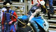 A pair of Timber Lake bull-riding brothers have their eyes on the Wrangler National Finals Rodeo on Dec. 6-15 in Las Vegas.