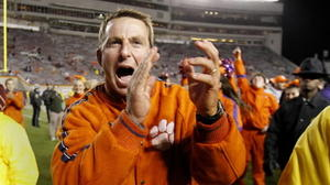 """Teel Time: Clemson coach Dabo Swinney says leaving ACC for Big 12 """"would be the worst thing"""""""