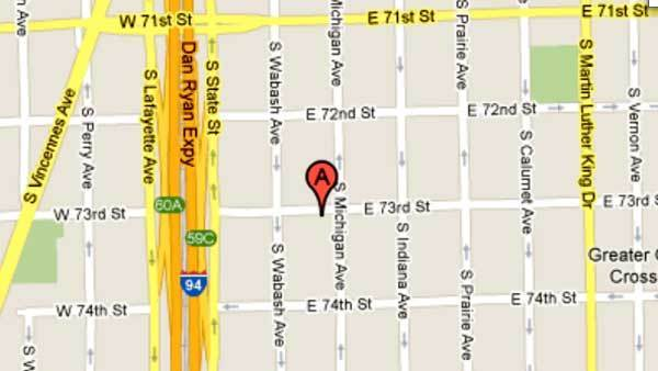 7300 block of South Michigan Avenue