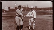 1923: Kid Gleason and Ty Cobb