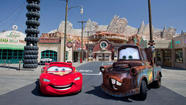 Disney park braces for 'carmageddon' as Cars Land opens