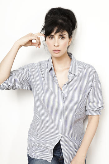 Sarah Silverman performs June 16 at the Chicago Theatre for the Just for Laughs Chicago Festival.
