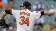 The Orioles' decision to start right-hander <strong>Jake Arrieta</strong> on Wednesday instead of scheduled starter <strong>Brian Matusz</strong> included plenty of moving parts.