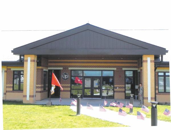 The new Letterkenny Army Reserve Center at the installation north of Chambersburg, Pa., held its grand opening and open house on Wednesday.
