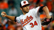 Arrieta strikes out 9 in spot start as Orioles beat Pirates, 7-1