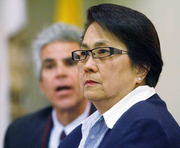 Edith Fuentes is eyeing a seat on the Glendale City Council. Fuentes is a former zoning administrator for the city.