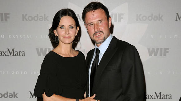 Courteney Petitions to Drop 'Arquette' From Name