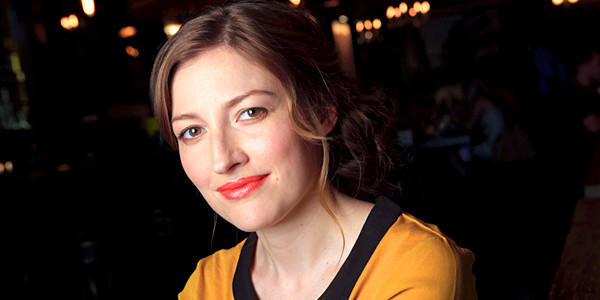 "Kelly MacDonald of ""Boardwalk Empire"" is still adjusting to the U.S."