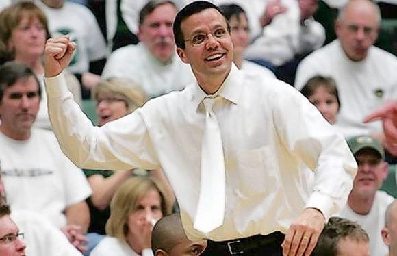 Tim Miles. Colorado State University Photo