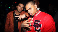 PHOTOS: Chris Brown And Drake Involved In Brawl Inside NYC Nightclub