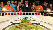 "Oscar-winning director Danny Boyle said that William Shakespeare's play ""The Tempest"" served as an inspiration for his recently revealed designs for the opening ceremony of the 2012 London Olympics. The live extravaganza, which will be broadcast on television July 27, comes with an estimated price tag of $42 million and will mark the opening of the Summer Games."