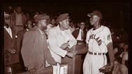 1948: Satchel Paige meets Joe Louis