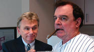 Pat Sajak  In 'Odd Couple' At Jorgensen