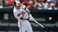 Orioles place Endy Chavez on DL, call up Steve Tolleson