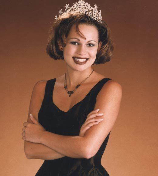 Miss Teen USA through the years: Vanessa Minnillo, Bridgette Wilson, Kelly Hu and more: Keylee Sue Sander, 1995
