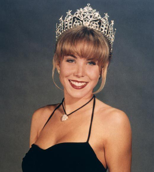 Miss Teen USA through the years: Vanessa Minnillo, Bridgette Wilson, Kelly Hu and more: Shauna Gambill, 1994