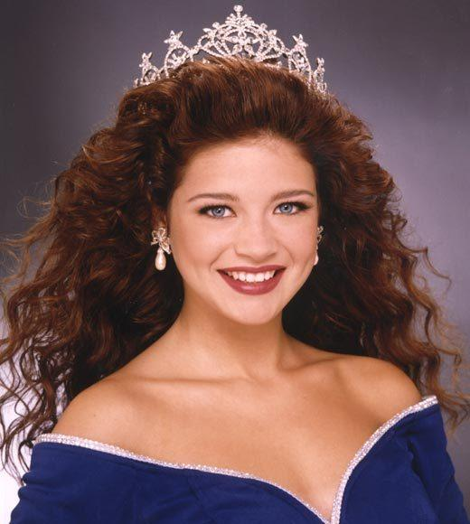 Miss Teen USA through the years: Vanessa Minnillo, Bridgette Wilson, Kelly Hu and more: Charlotte Lopez, 1993