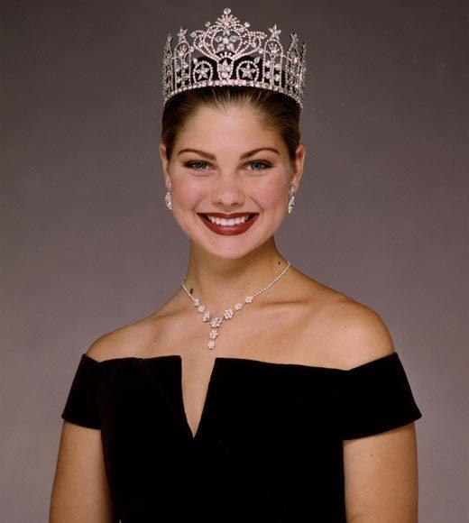 Miss Teen USA through the years: Vanessa Minnillo, Bridgette Wilson, Kelly Hu and more: Jamie Solinger, 1992