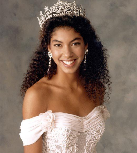 Miss Teen USA through the years: Vanessa Minnillo, Bridgette Wilson, Kelly Hu and more: Janel Bishop, 1991