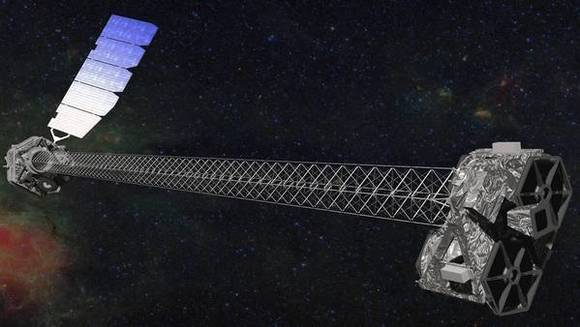 NuSTAR space telescope