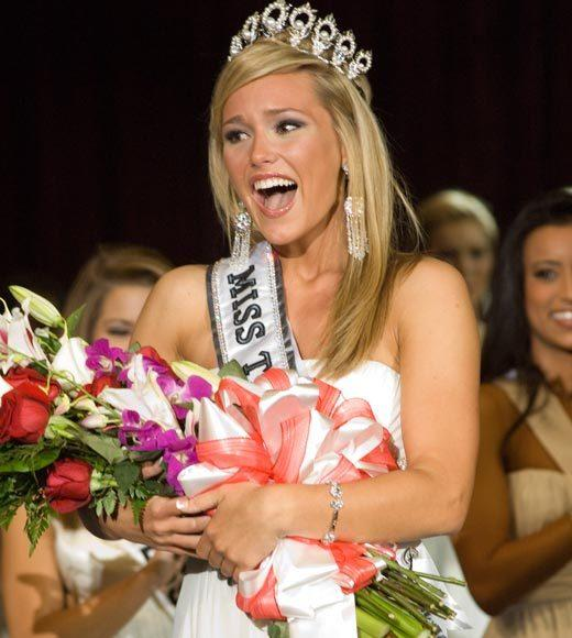 Miss Teen USA through the years: Vanessa Minnillo, Bridgette Wilson, Kelly Hu and more: Stevi Perry, 2008