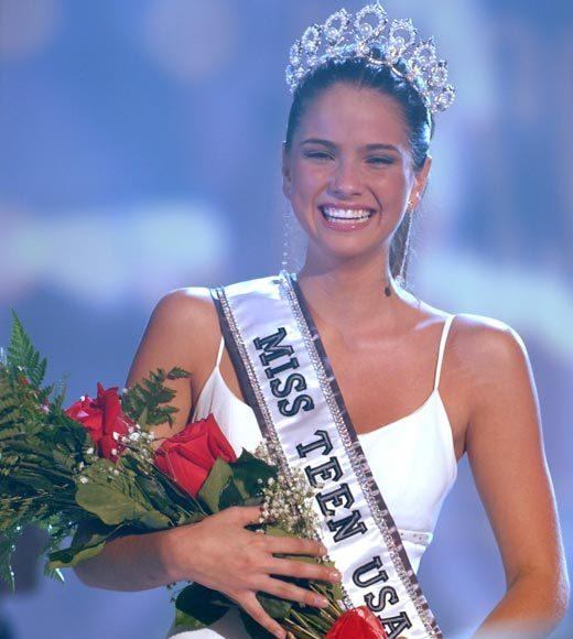 Miss Teen USA through the years: Vanessa Minnillo, Bridgette Wilson, Kelly Hu and more: Shelley Hennig, 2004