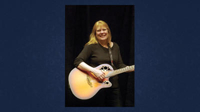 Paula Purnell, educator and musician from Greensburg to perform at Springs.