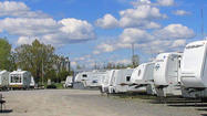 RV industry making gains
