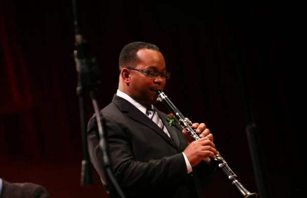 "A charismatic tenor saxophonist and sublime clarinetist, Goines has been a noteworthy -- if somewhat ephemeral -- contributor to music in Chicago since he joined the faculty of the Northwestern University's Bienen School of Music in 2008. Because Goines also tours the globe busily with Wynton Marsalis and the Jazz at Lincoln Center Orchestra, his concert and club appearances here have not been nearly as frequent as his admirers might like. That makes his shows this weekend important occasions -- all the more, because he'll be celebrating the release of his newest album, ""Twilight"" (Rosemary Joseph Records). Goines' New Orleans roots radiate from most of his music-making, but nowhere more than when he plays music of one of his greatest influences, Sidney Bechet. <br><br><b> 9 p.m. Friday and 8 p.m. Saturday at the Green Mill Jazz Club, 4802 N. Broadway; $12; 773-878-5552 or greenmilljazz.com. Also 7:30 to 11:30 p.m. Sunday, in a presentation by the non-profit Hyde Park Jazz Society at Room 43, 1043 E. 43d St.; $10; hydeparkjazzsociety.com</b>"