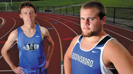 Williamsport's Evan Hardy and Boonsboro's J.R. Lowery both had sensational senior seasons in outdoor track and field this spring — Hardy on the track and Lowery in the field.
