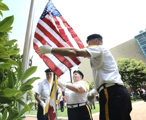 Flag Day in Hagerstown