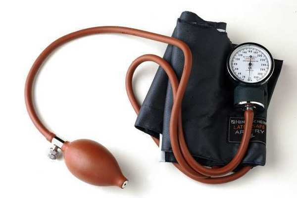 Just 43% of adults with hypertension had their blood pressure under control, ...