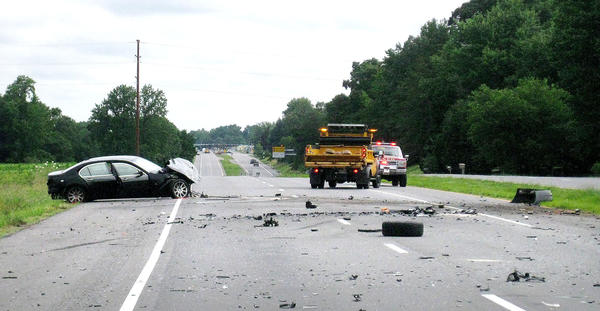"""Brigitte Elaine Heller, of Boonsboro, is in """"very critical condition"""" after a BMW struck a 2000 Nissan Xterra she was driving on U.S. 50 Thursday morning."""