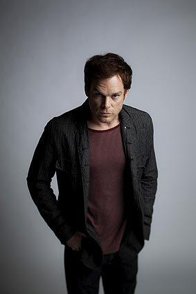 Celebrity portraits by The Times: Michael C. Hall is the titular serial killer/forensics expert on Showtimes Dexter. VIDEO: Celebrities talk Emmys at Round Table