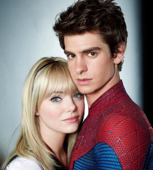 Teen Choice Awards 2012 Nominees: The Amazing Spider-Man (pictured) The Avengers Men In Black 3 Prometheus Snow White & The Huntsman