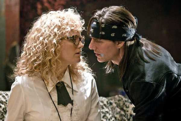 "Malin Akerman as Constance Sack and Tom Cruise as Stacee Jaxx in New Line Cinema's ""Rock of Ages,"" a Warner Bros. Pictures release."