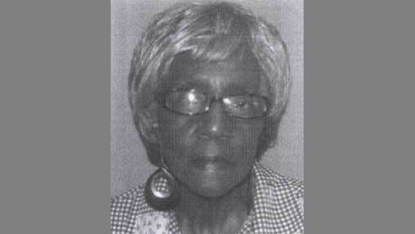 Helen Shields reported missing from North Side