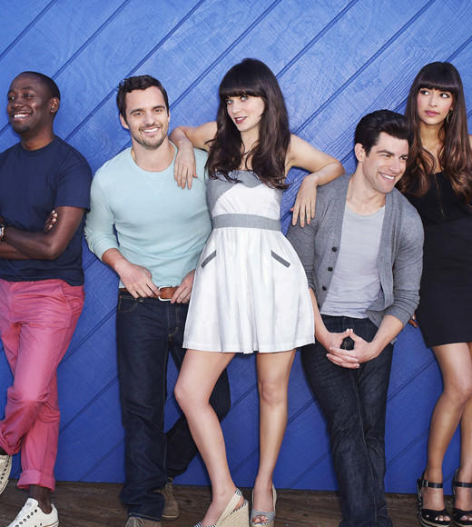 Teen Choice Awards 2012 Nominees: Dont Trust the B- in Apt. 23 New Girl (pictured) Revenge Smash The X Factor