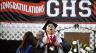 Hundreds of graduates, along with their principal, bid farewell Thursday to four years at Glendale Unified High School.