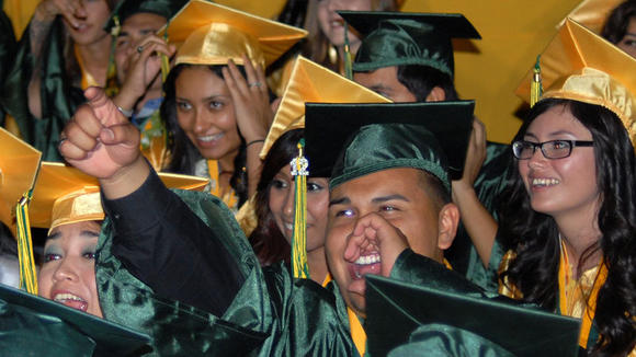 Holtville High School class of 2012
