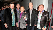 "<span style=""font-size: small;"">The Beach Boys just bested the Beatles by breaking the Fab Four's previous record by a group by expanding their span of Billboard 200 top 10 albums to 49 years and one week. They first reached the top 10 with Surfin' U.S.A. the week of June 15, 1963. The Beatles' span of top 10 albums stretches 47 years, seven months and three weeks.Meet the Beatles first entered the top 10 the week of February 8, 1964 and their best of set 1 arrived the week of October 1, 2011. Among all acts, Frank Sinatra is still the chairman of the charts for the longest top 10 span on the Billboard 200: 52 years, two months and one week.</span>"
