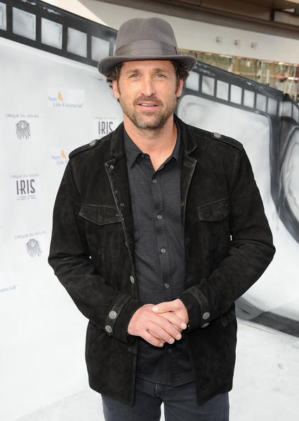 McDreamy's IRL babies can say their dad was voted People's Sexiest Man Alive--two years in a row.
