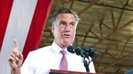 <strong>Mitt Romney</strong>'s campaign has confirmed his itinerary for his Saturday foray through Pennsylvania.