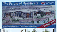 Photo Gallery: Building the new Sanford Aberdeen Medical Center