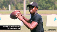 Winter Park QB Asiantii Woulard reaffirms commitment to play at USF