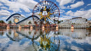 Disney California Adve