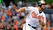 Orioles pregame: With no DH in Atlanta, Chris Davis moves to right field