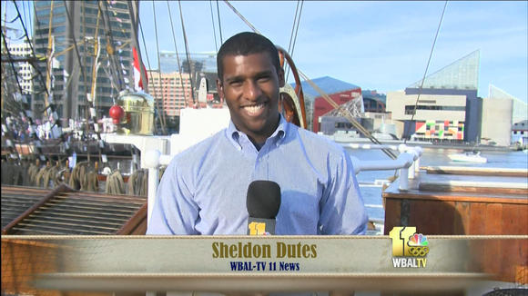 WBAL-TV's Sheldon Dutes